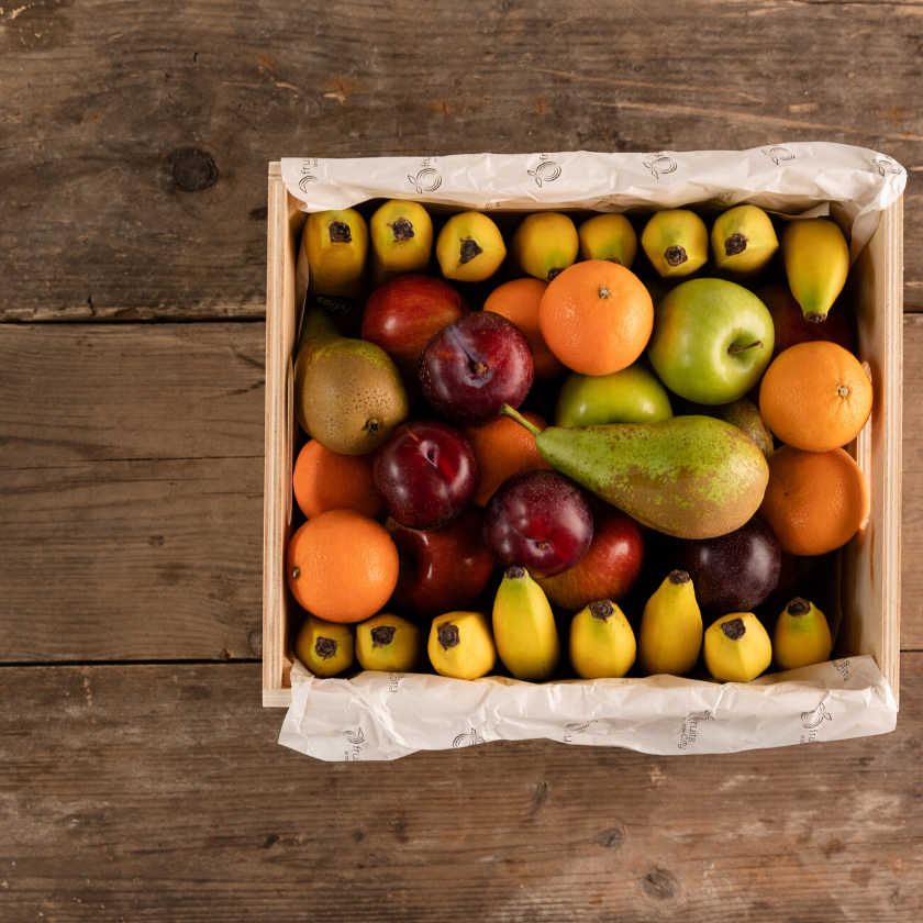 Essential fruit box