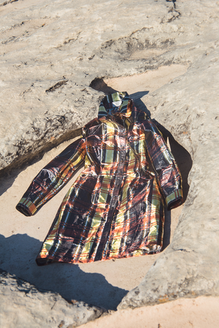 Maryam Nassir Zadeh - Cypress Dress/Jacket (Sunset)