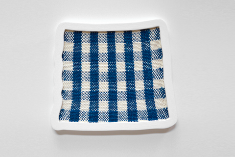 Ana Esteve Llorens - 'Untitled (Small Squares Blue)'
