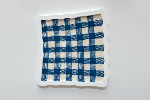 Ana Esteve Llorens - 'Untitled (Big Squares Blue)'