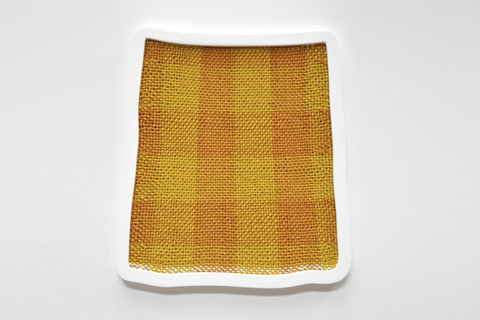 Ana Esteve Llorens - 'Untitled (Two Yellows Two Squares)'