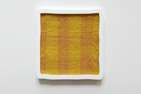 Ana Esteve Llorens - 'Untitled (Two Yellows Three Squares)'