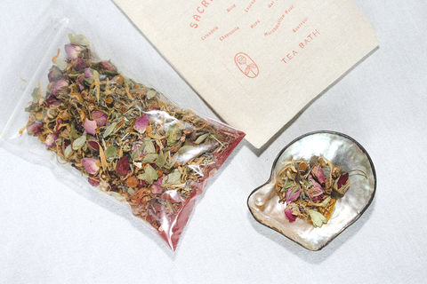 High Sun Low Moon - Sacred Soak Tea Bath