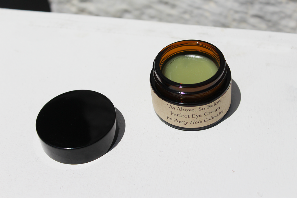 Pretty Hole Collective - As Above, So Below - Eye Cream