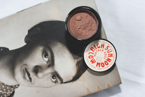 High Sun Low Moon - Mother Rose Face Mask