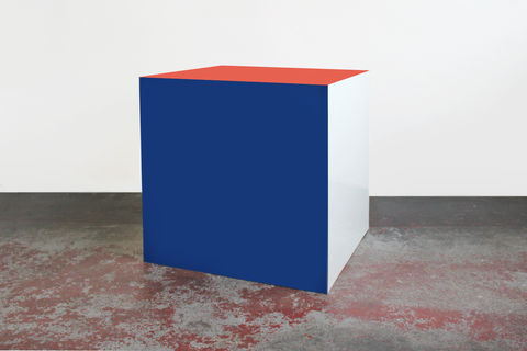 Nevine Mahmoud - 'Color Cube'