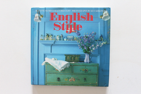 'English Style' Book