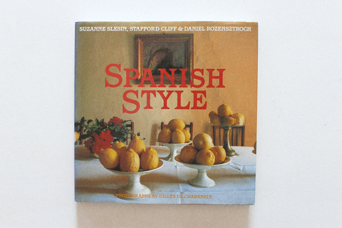 'Spanish Style' Book