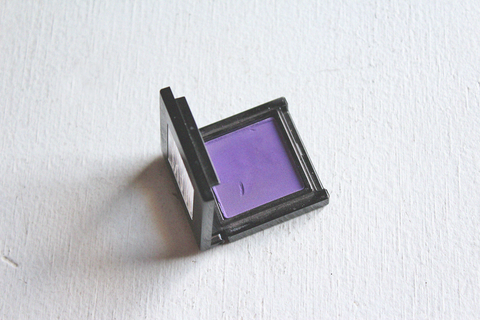 MAKE Beauty - Matte Finish Eyeshadow (Purple Congo)