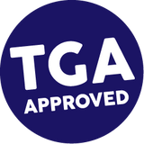 TGA Approved