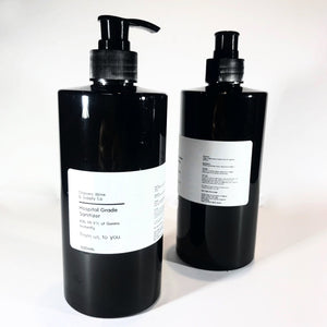 Hospital Grade Aust Made Hand Sanitiser : 500ml pump action lid - AUSTRALIAN MADE - In Stock