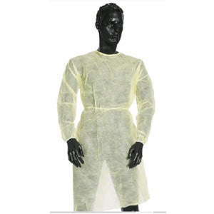 Clinical Isolation Gown – Non Sterile/Impervious/PP