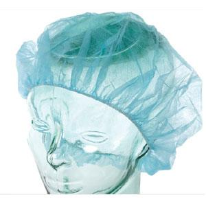 Head Cover for Doctors or Food preparation - Hair Nets, Gowns, Aprons, Shoe covers etc In Stock