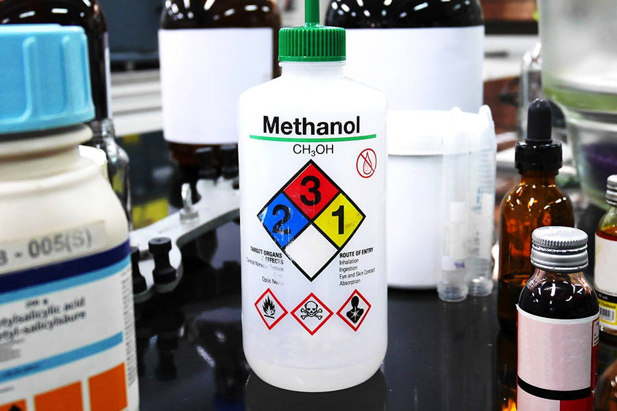 Is Toxic Methanol in Your Hand Sanitizer?