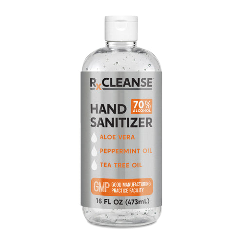 16 Ounce Bottle RXCleanse Hand Sanitizer