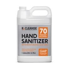 Load image into Gallery viewer, 1 Gallon Bottle RXCleanse Hand Sanitizer