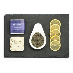 Lavender and Lemon Soap