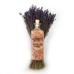 Lavender and Lemon Bath Soak