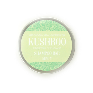 Minty Shampoo Bar
