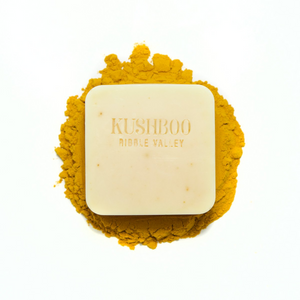 Verbena and Turmeric Soap