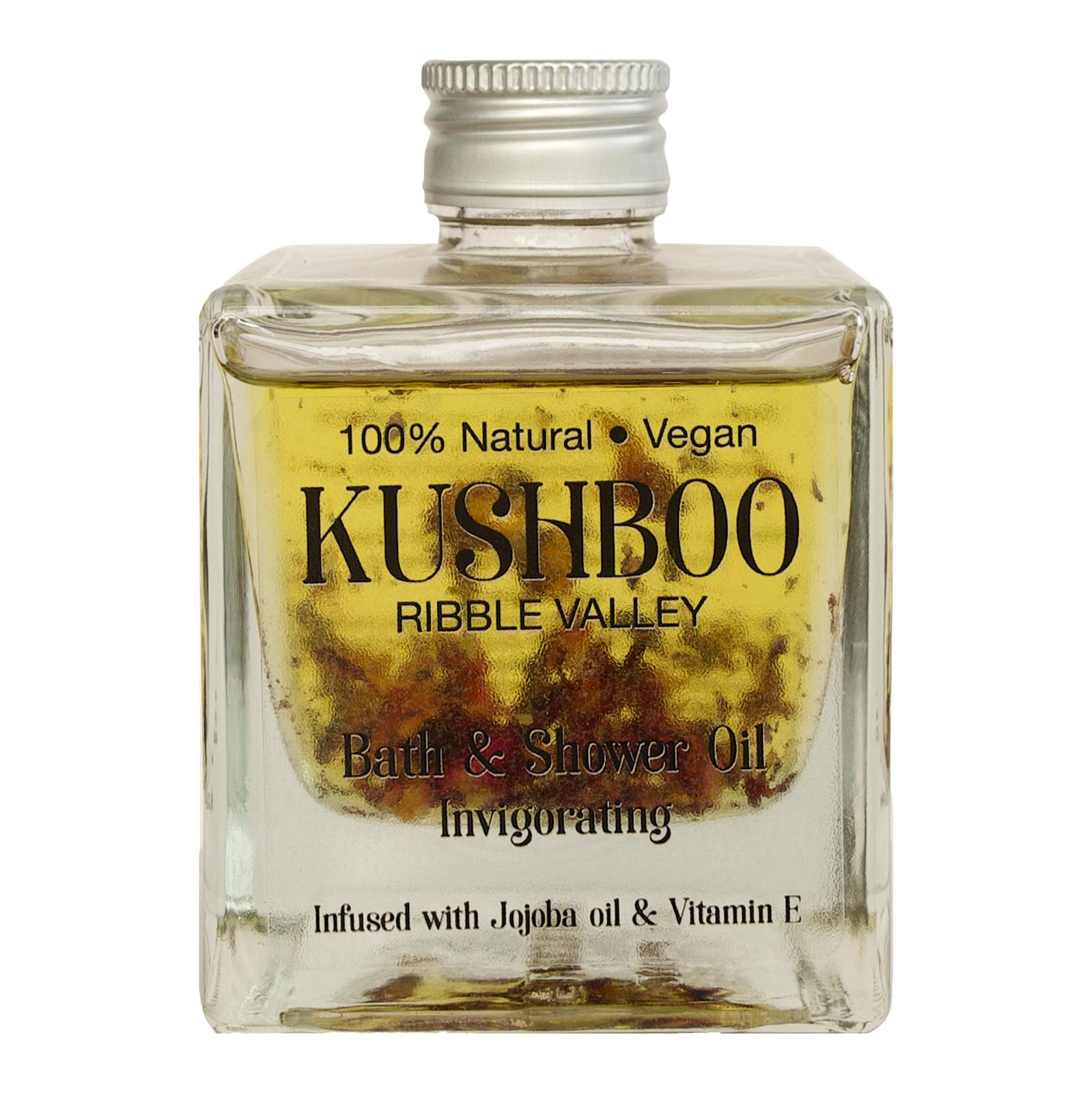 Bath and Shower Oil - Invigorating