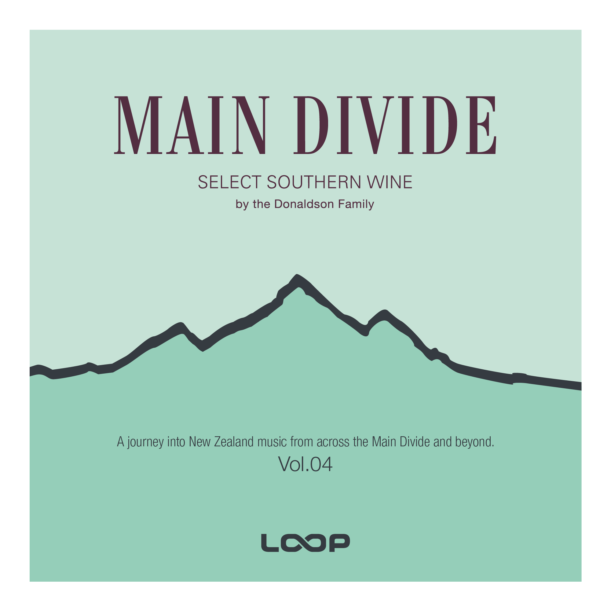 Main Divide NZ Music Compilation Vol.04