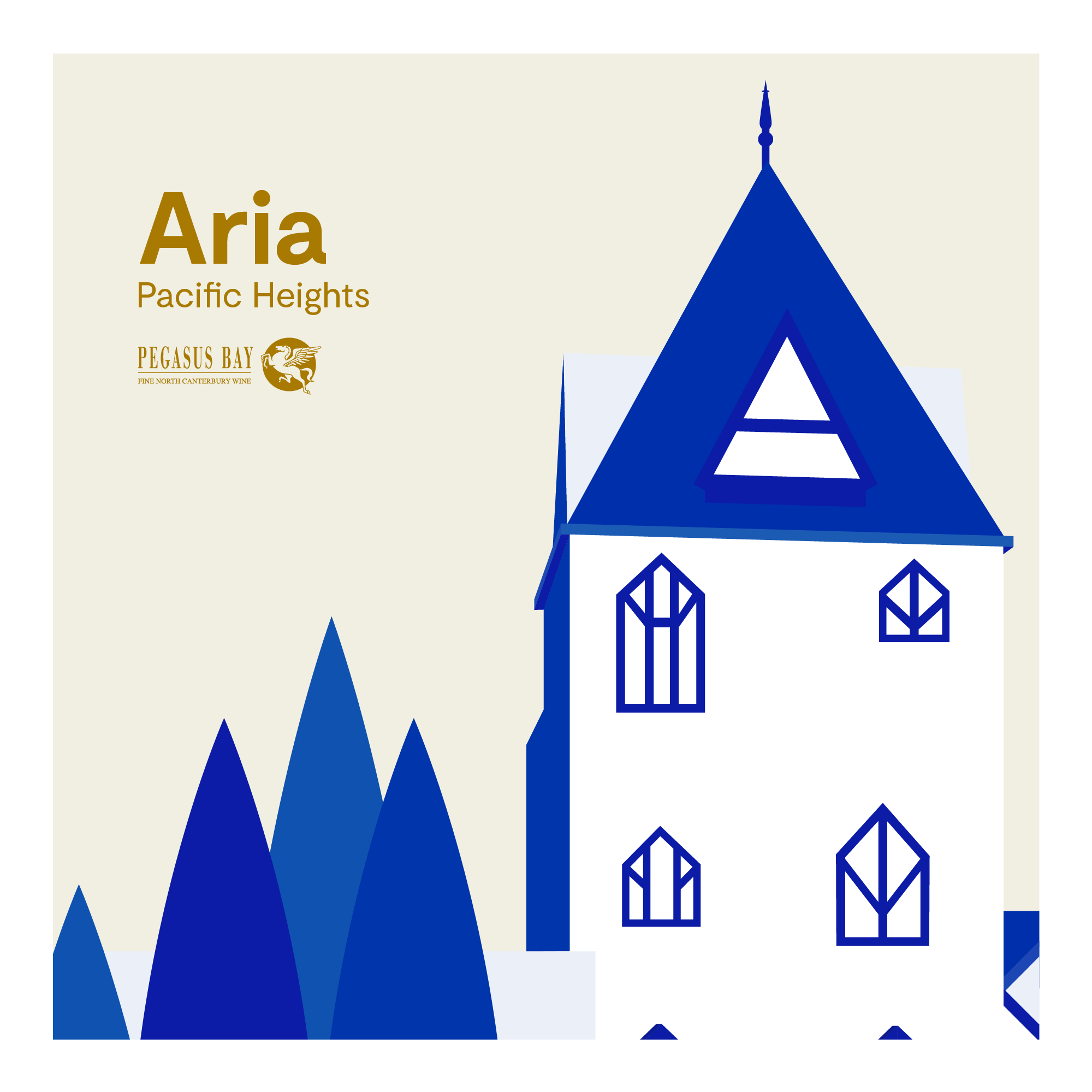 Aria - Tribute to Pegasus Bay by Pacific Heights, Devin Abrams