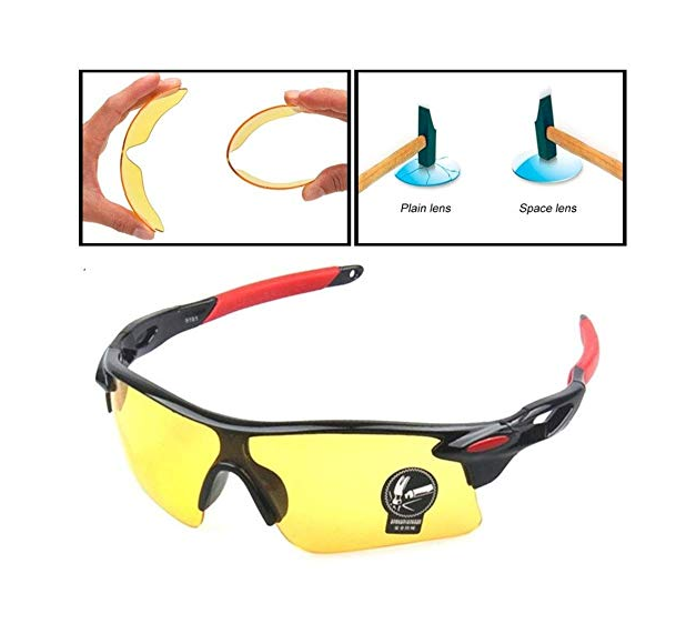SOZZUMI Cycling sunglasses goggles for Men and Women Polarized Sports UV Protection Sunglasses Driving