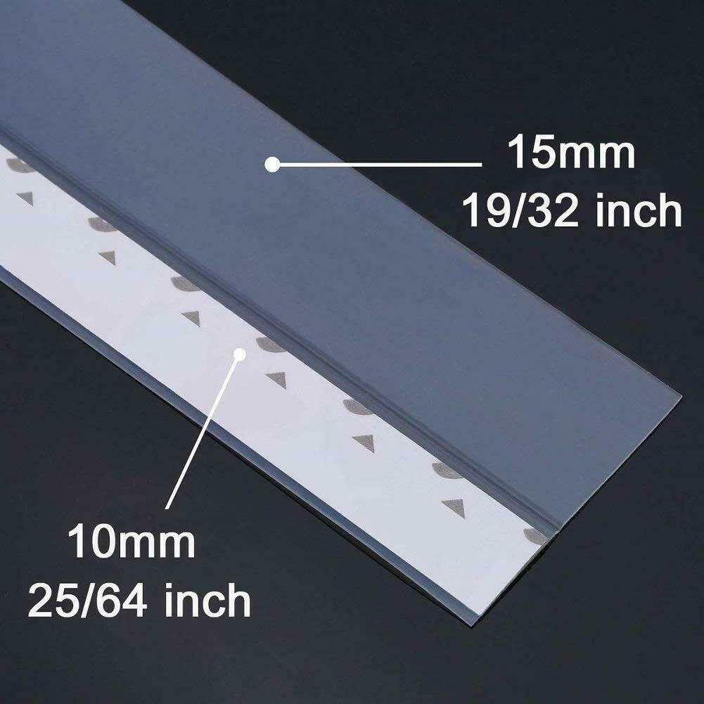Hukimoyo® Door Sealing Strips for Seal Sound Proof, Insect, Window Tape for Home Bottom Rubber Sealing Sticker Seal Strip (1 Pc)