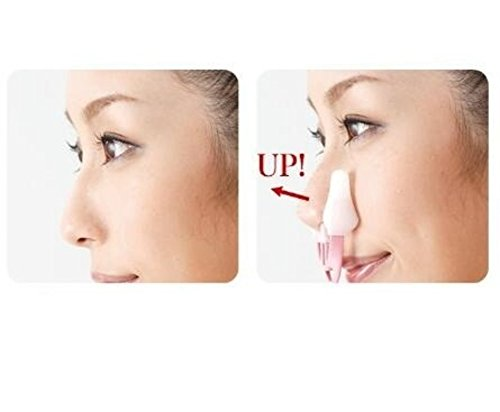 NUCARTURE® Magic Nose Up Lifting Shaping Bridge Nose Shaper and Straightener corrector for Women nose Slimming Device Shaping Tool for Men