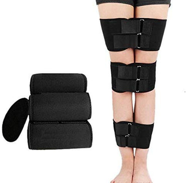 NUCARTURE® Adjustable bow leg correction belt for men o/x type Legs Posture correction belt bow legs support Day and Night Belt for Men and Women