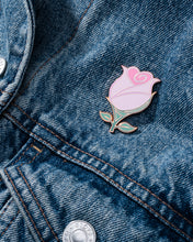 Load image into Gallery viewer, Love & Rose Enamel Pin