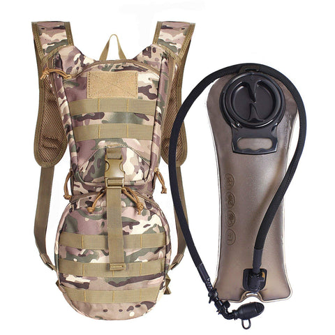Image of Survival Backpack with Water Reserve - NOVID Fit