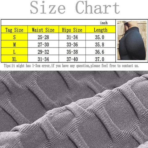 Image of Curve Shaping Lift Up Leggings - NOVID Fit