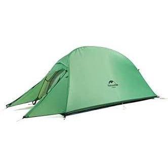 Naturehike Cloud Up 20D Series Ultralight Waterproof Outdoor Hiking Tent With Free Mat - NOVID Fit