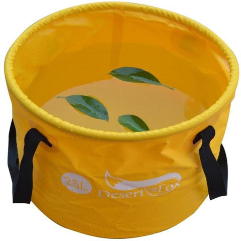 Desert&Fox Outdoor Collapsible Bucket - NOVID Fit