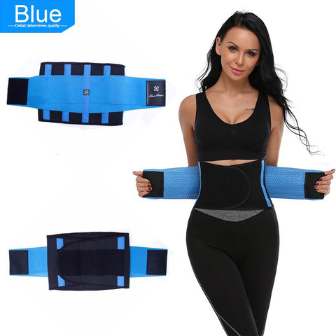 Image of Fitness Belt Thermo Body Shaper / Waist Trainer Trimmer - NOVID Fit