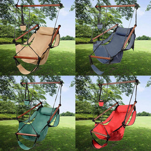 Portable Hammock Rope S-shaped Hook Assembled Hanging Seat - NOVID Fit