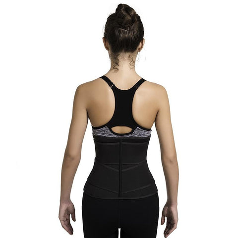 Neoprene Trainer Corset for Waist Slimming - NOVID Fit