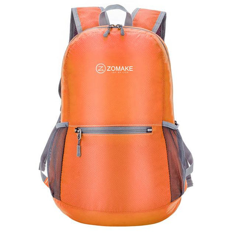 Image of Mini-Lightweight, Waterproof & Foldable 20L Backpack for Hiking, Camping & Traveling - NOVID Fit