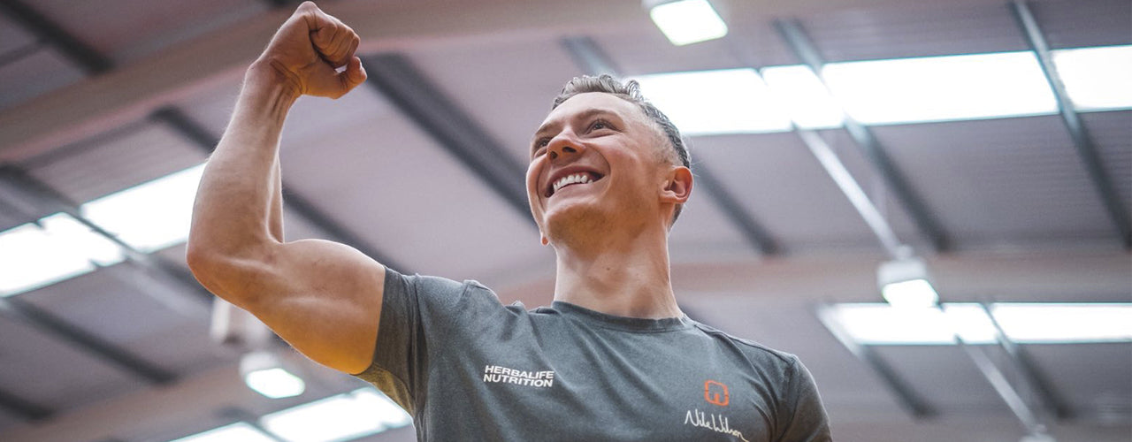 "Nile Wilson: ""I am more proud of what I have overcome, than any medal that's been put around my neck"""