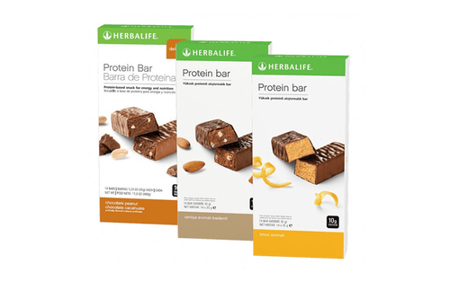 Protein Bars- Vanilla Almond/Chocolate Peanut/Citrus Lemon