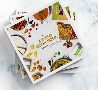 Herbalife Nutrition Cookbook