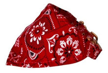 Load image into Gallery viewer, Bandana Collars Various Colors and Styles