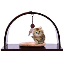 Load image into Gallery viewer, Brown Pet Climber Cat Play Mat Pad