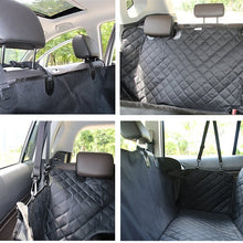 Load image into Gallery viewer, Pet Car Seat Covers For Big Dogs Waterproof SUV