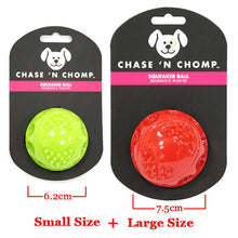 Load image into Gallery viewer, Dog Squeaking Bouncing Ball Durable Bite Resistant for Small to Large Dogs