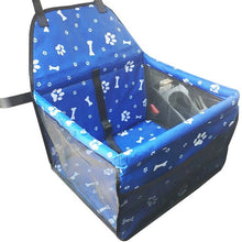 Load image into Gallery viewer, Dog/Puppy/Cat Car Seat Cover Waterproof Carrier Cat Puppy Bag Travel Mesh Hanging Bags