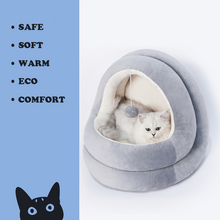 Load image into Gallery viewer, Cat/Dog Bed Cotton Pets Products Puppy Soft Comfortable