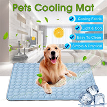 Load image into Gallery viewer, Summer Dog/Cat Cooling Mat Blanket